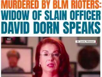 Crime Watch - Murdered By BLM Rioters: Widow Of Slain Officer David Dorn Speak